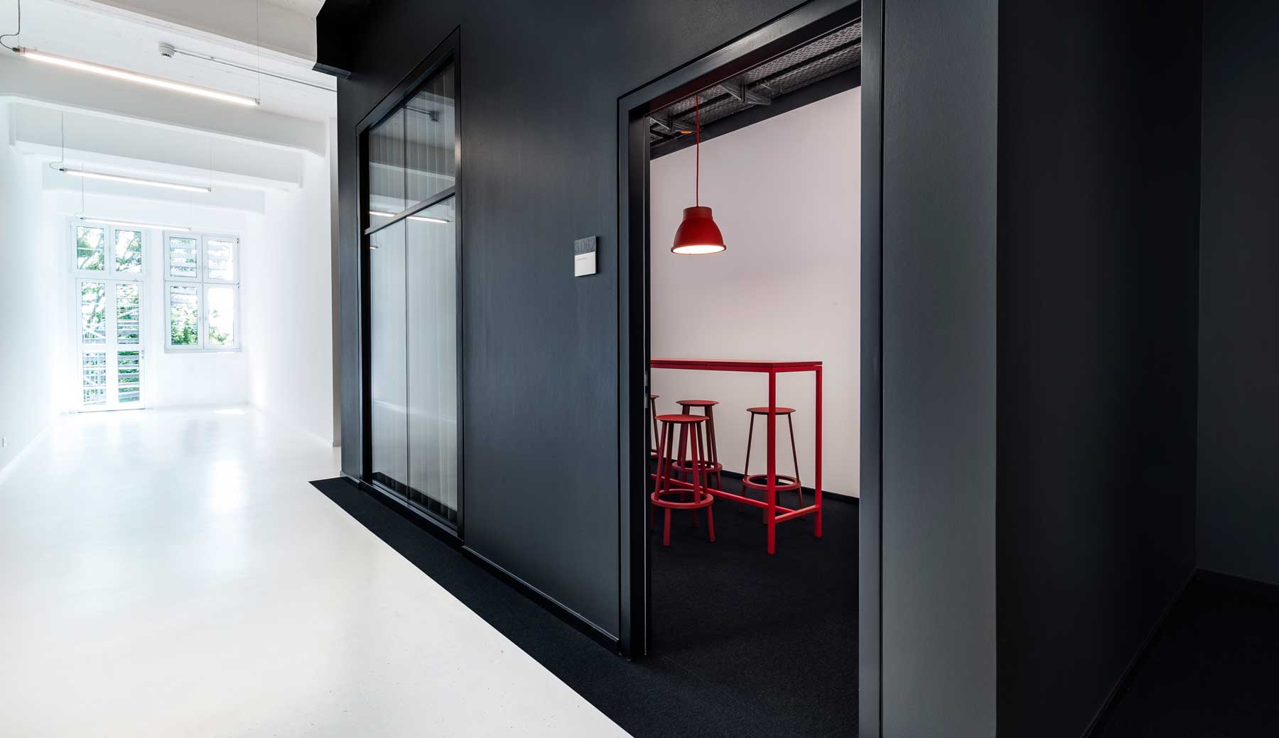 ZN Case: Märkische Allgemeine Zeitung Interior design