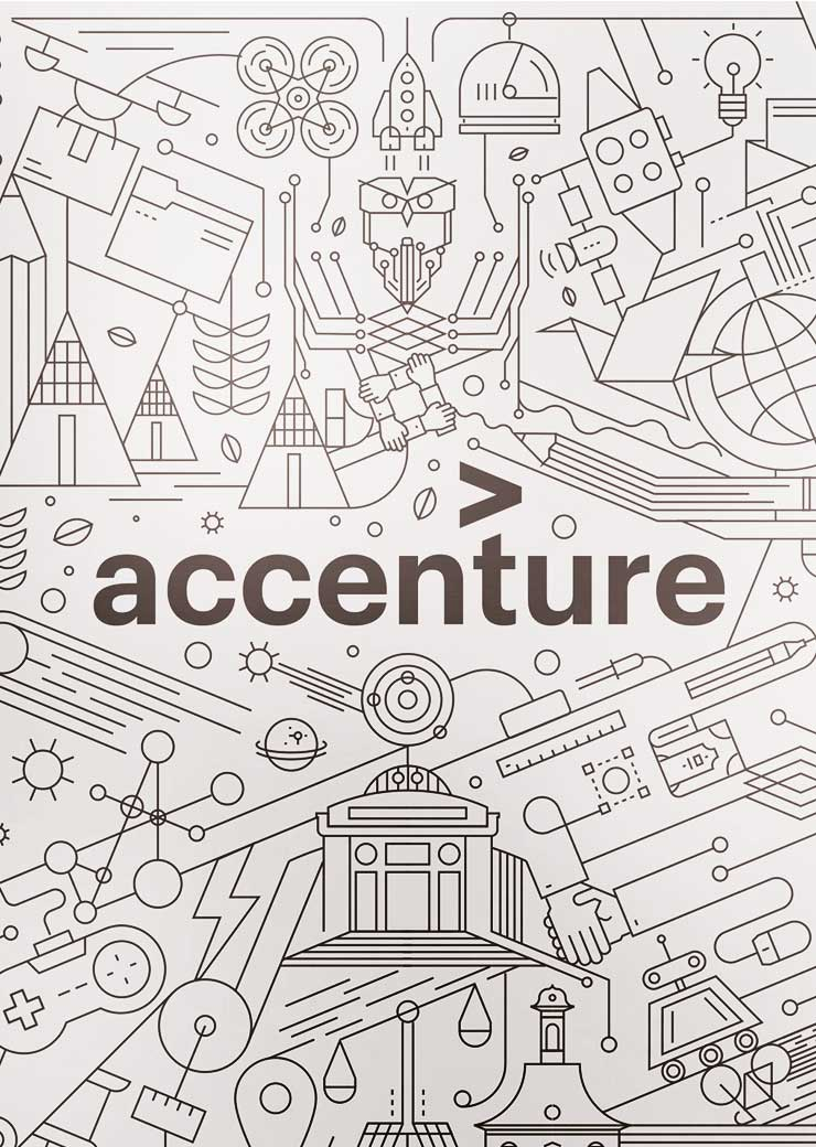 ZN Case: Accenture Wall Murals Genf