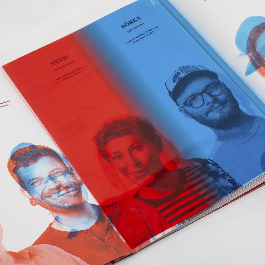Zentralnorden Magazin Detailbild: Folieneffekt