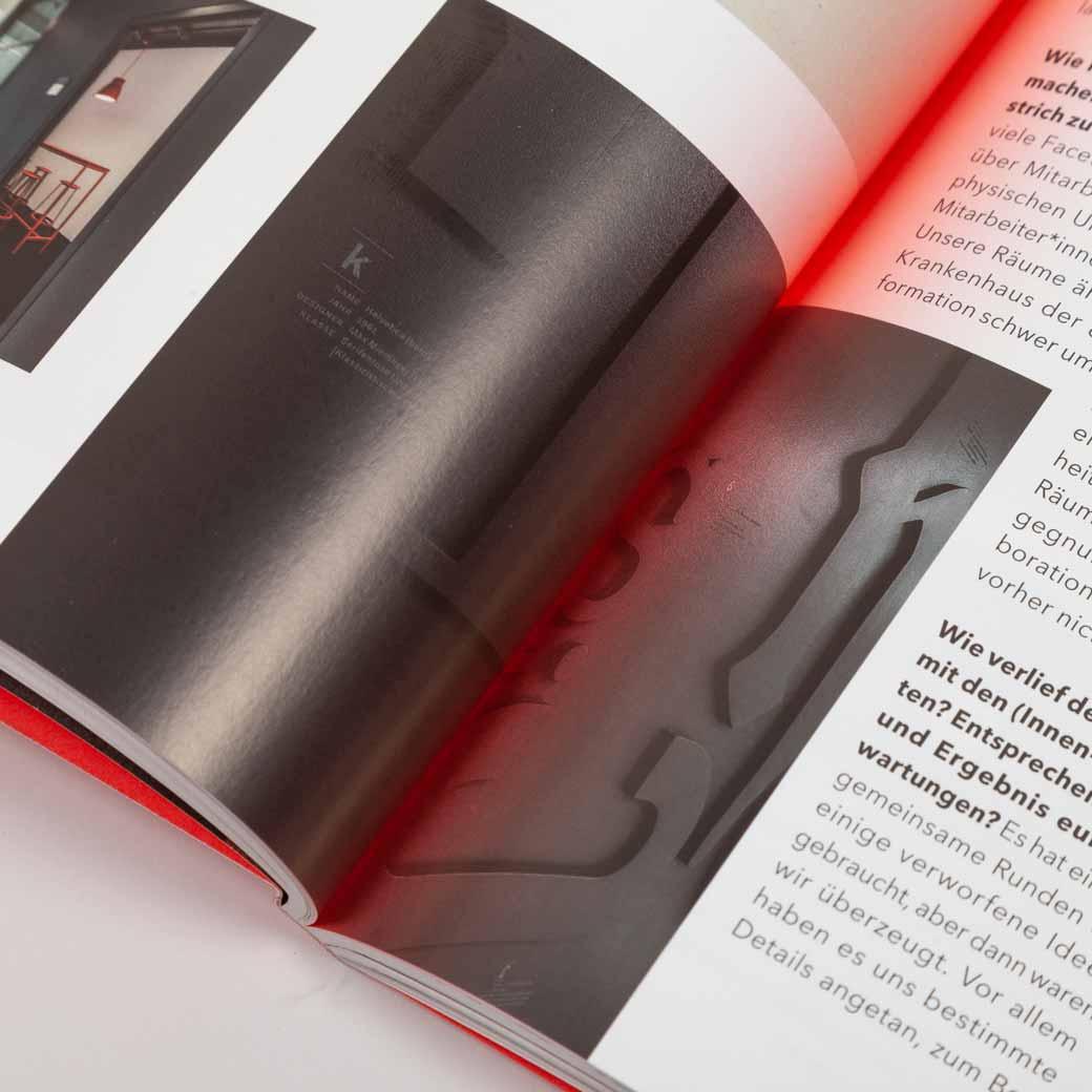Zentralnorden Magazin Detailbild: Projektberschreibung
